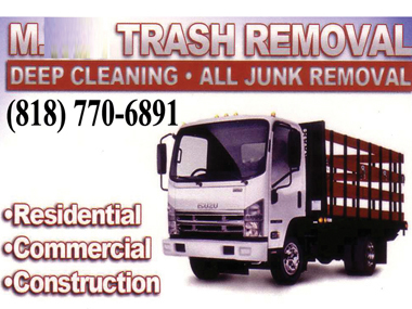 All Trash Removal | Junk Removal, Melrose - Firefax